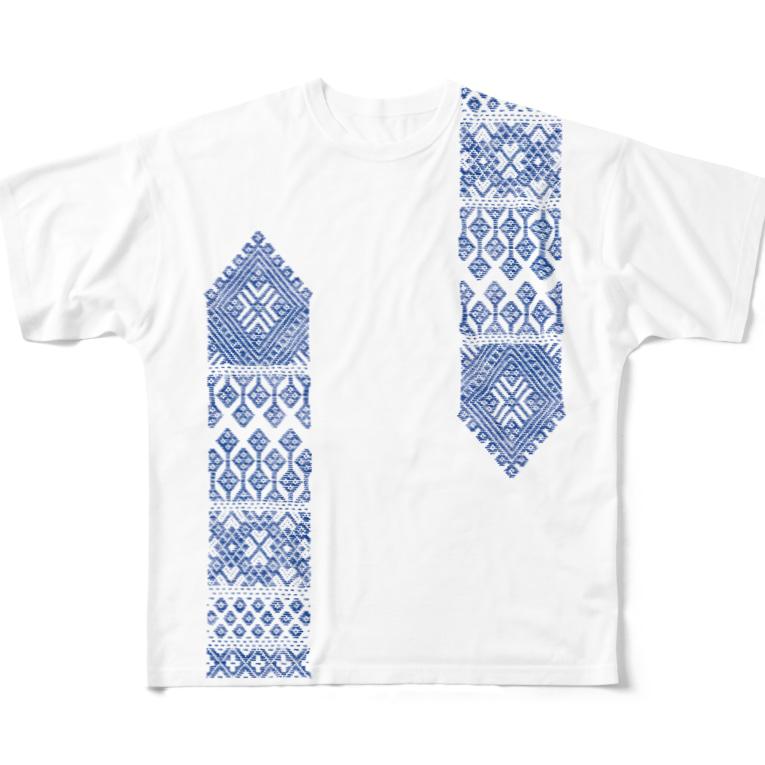 SUZURI No.000フルグラフィックTシャツ