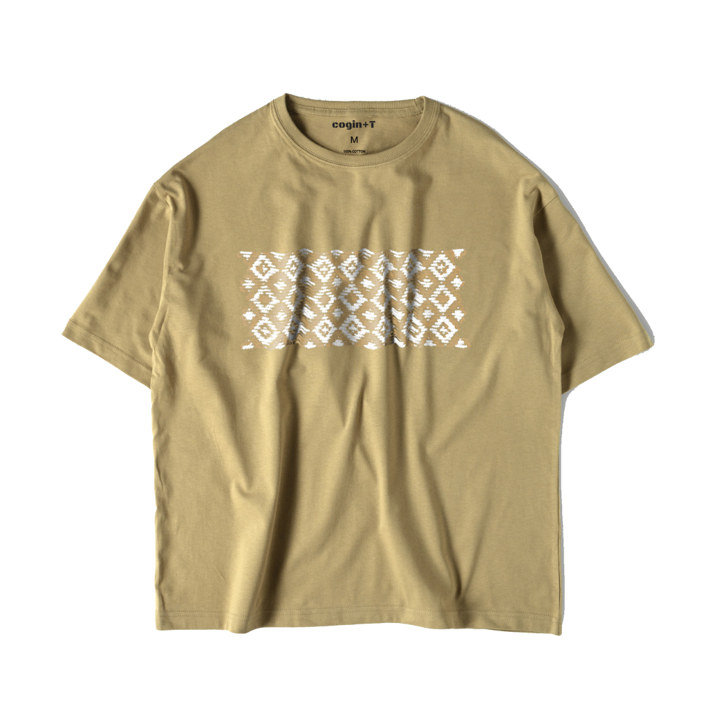 paintory No.010 表糸・裏糸A ビッグシルエットTシャツ